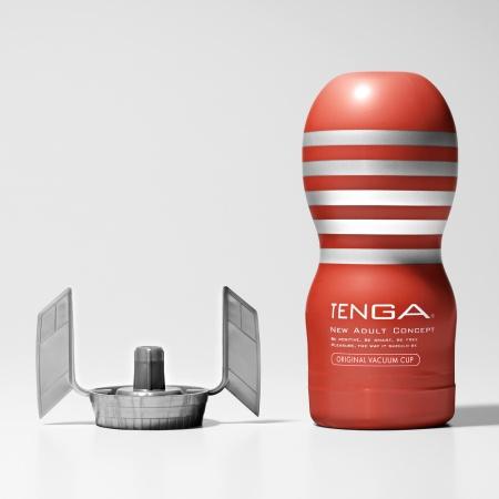 【TENGA ROCKET PROJECT記念】ロケットパーツ付き TENGA ORIGINAL VACUUM CUP