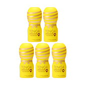 TENGA CHOCOLATE crispy lemon taste 5本セット