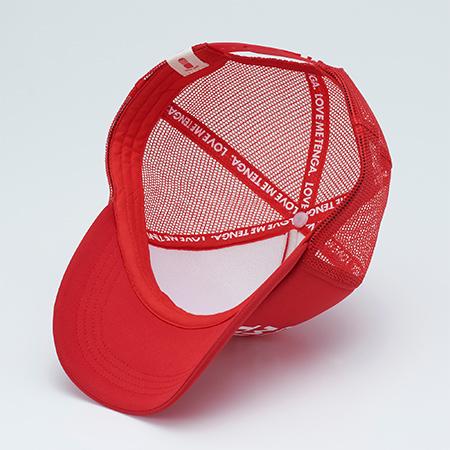 LOVE ME TENGA CAP RED