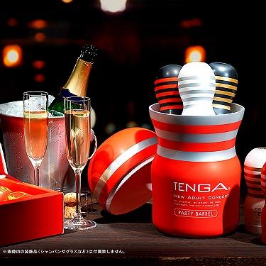 TENGA PARTY BARREL