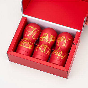 TENGA MESSAGE GIFT BOX  Happy Birthday