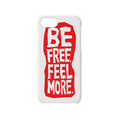 TENGA iPhone CASE 【TYPOGRAPHY】(iPhone7/8兼用)