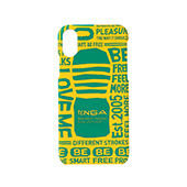 TENGA iPhone CASE 【SILHOUETTE】(iPhoneX/XS兼用)