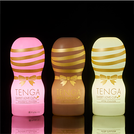TENGA SWEET LOVE CUP TOWER Special