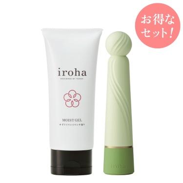 iroha プレジャー・アイテム・リンプラス UMEHISUI(iroha MOIST GEL付き)