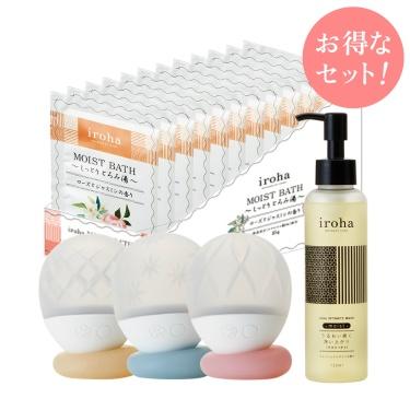 iroha ukidama BATH TIME&INTIMATE WASHセット