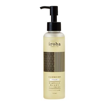 iroha INTIMATE WASH fresh (イロハ インティメートウォッシュ フレッシュ)