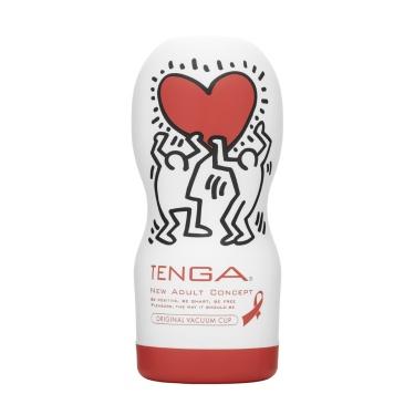 TENGA × Keith Haring ORIGINAL VACUUM CUP