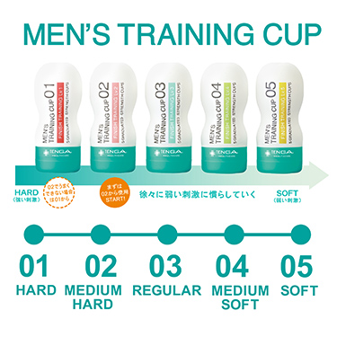MEN'S TRAINING CUP FINISH TRAINING Lv.2