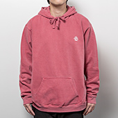 OVER18 Hoodie Pink