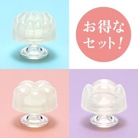 iroha プレジャー・アイテム・プチ 【3種セット】