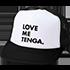 LOVE ME TENGA CAP ブラック
