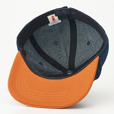 TENGA ORIGINAL DENIM CAP CAMEL