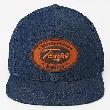 TENGA ORIGINAL DENIM CAP NAVY