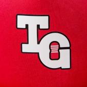 TGメッシュキャップ赤