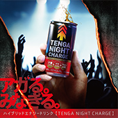 TENGA NIGHT CHARGE12缶セット