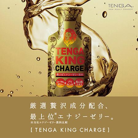 TENGA KING CHARGE 10個セット