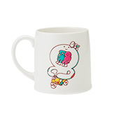 BROSMIND【EGG DOG】Mug-Cup BLUE