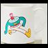 BROSMIND【EGG DOG】Mug-Cup BLUE
