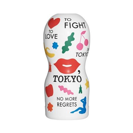 KISS,TOKYO X TENGA COLLABORATION CUP