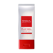TENGA PLAY GEL NATURAL WET(赤)