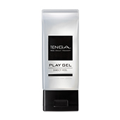 TENGA PLAY GEL DIRECT FEEL(黒)