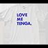 LOVE ME TENGA T-SHIRTS ブルー