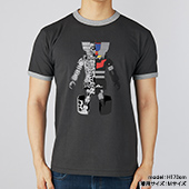 TENGA ROBO Tee【MAZINGER Z Collaboration】BLACK