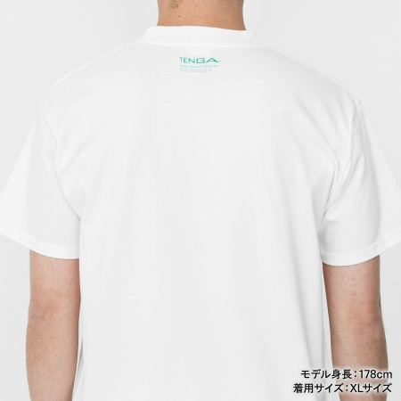 Polygon TOC101 Printed Tee TEAL