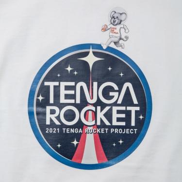 漫☆画太郎×TENGA ロケットプロジェクト Tシャツ