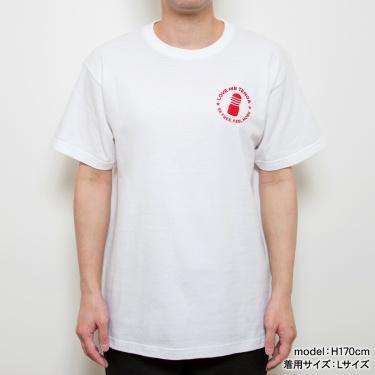 TENGA 発泡プリント Tシャツ