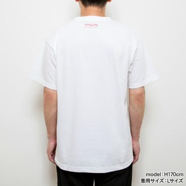 TENGA 5 Tシャツ 白
