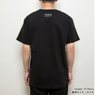 ネオンプリント Tシャツ