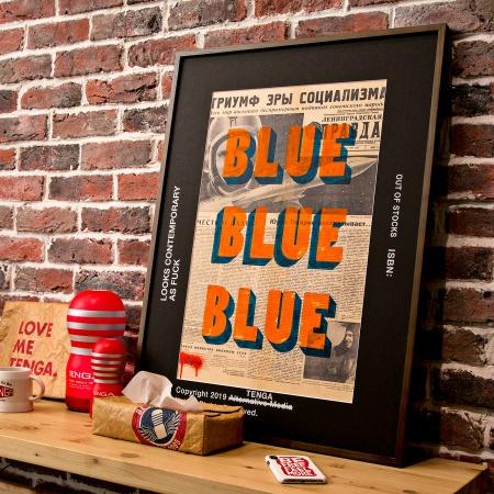 ALTERNATIVE MEDIA【BLUE BLUE BLUE】
