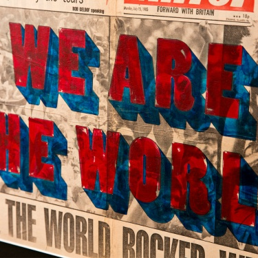 ALTERNATIVE MEDIA【WE ARE THE WORLD】