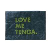TENGA PAPER CLUTCH BAG [LOVE ME TENGA] Navy