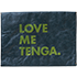 TENGA PAPER CLUTCH BAG [LOVE ME TENGA] Navy