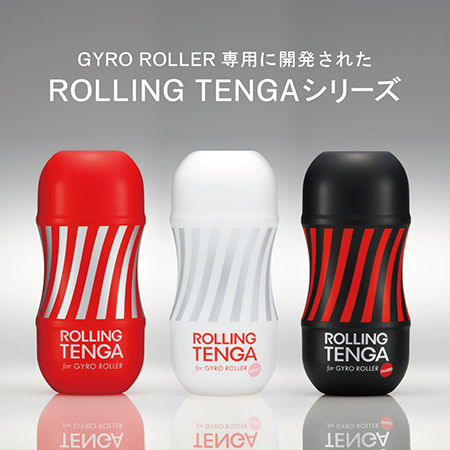 ROLLING TENGA GYRO ROLLER CUP SOFT